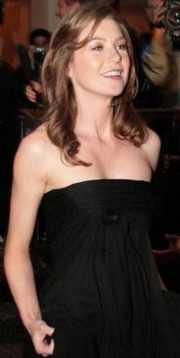 Ellen at the NIAF Awards