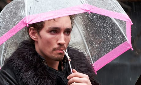 Robert Sheehan as Klaus aka The Séance