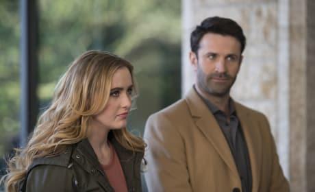 Mick recruits Claire? - Supernatural Season 12 Episode 16