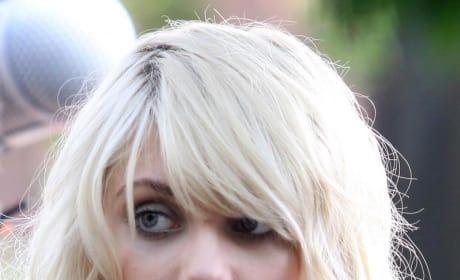 Taylor Up Close