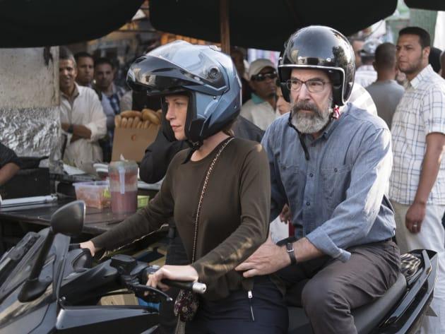 Saul Does Spy Stuff in Abu Dhabi Season 6 Episode 3