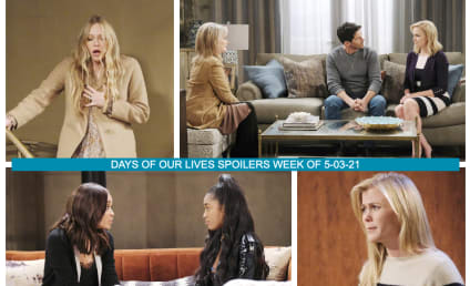 Days of Our Lives Spoilers Week of 5-03-21: Is Abigail in Trouble?