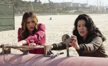 Scorpion Season 4 Episode 15 Review: Wave Goodbye
