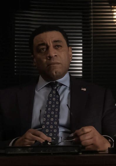 Reluctant Dragnet - The Blacklist Season 8 Episode 4