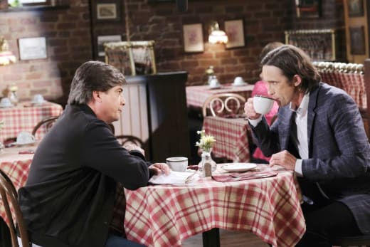 Lucas and Philip vs Ejami - Days of Our Lives