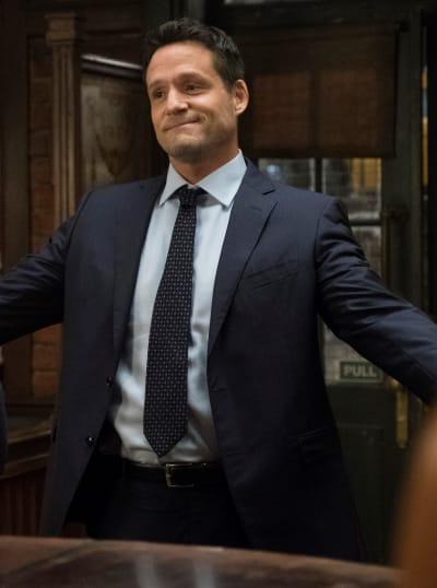 (Unfortunately) He's Back! - Tall - Whiskey Cavalier Season 1 Episode 2