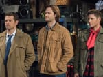 Sam, Dean, And Cas - Supernatural Season 13 Episode 16