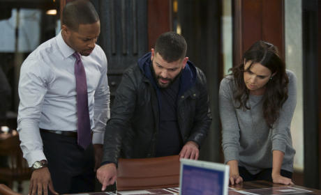 Making a Plan - Scandal Season 5 Episode 8