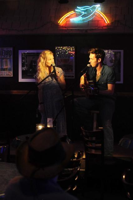Connie Britton on Nashville