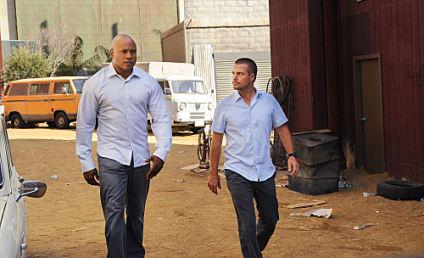 NCIS: Los Angeles Review: Sam Hanna Revealed