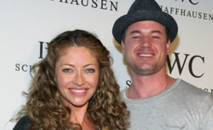 Eric Dane and Rebecca Gayheart: Expecting a Girl!
