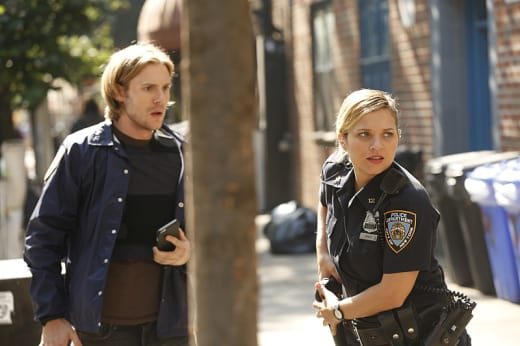 Who Is the Target? - Blue Bloods