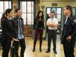 The Squad Panics - Brooklyn Nine-Nine