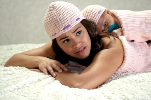 Jane the Baby? - Jane the Virgin Season 4 Episode 4