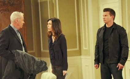 General Hospital Review: An Unexpected Visitor
