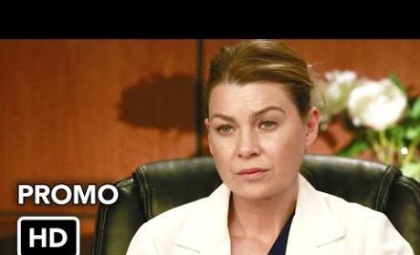 Grey's Anatomy Season 12 Episodes 18 & 19 promo
