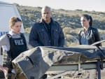 An Explosion - NCIS: Los Angeles