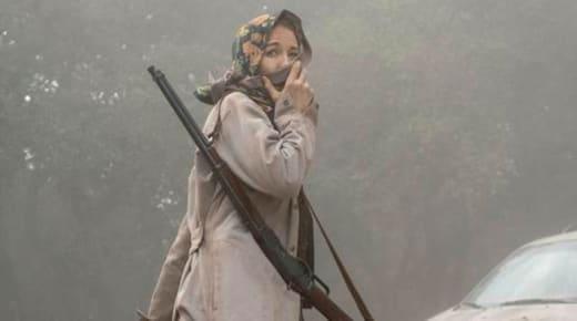 A Desperate Survivor - Fear the Walking Dead