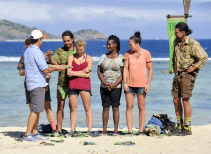 Watch Survivor Season 34 Episode 5 Online