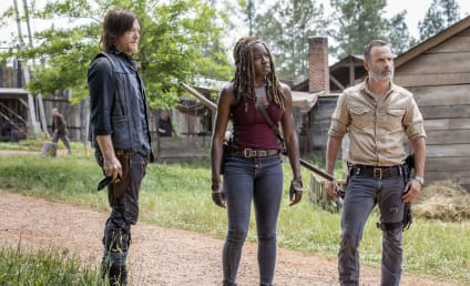 The Walking Dead Slumps to Lowest Rated Premiere Ever