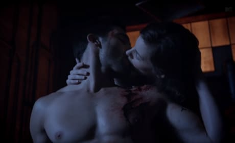 Derek and Jennifer Make Love - Teen Wolf Season 3 Episode 6