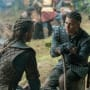Ivar and Hvitserk Discuss - Vikings Season 5 Episode 10