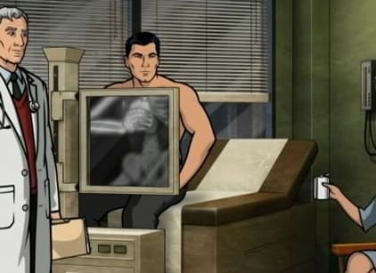 Watch Archer Season 2 Episode 8 Online