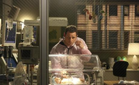 Karev in NICU