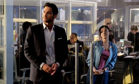 Lucifer Admiration - Lucifer Season 3 Episode 1