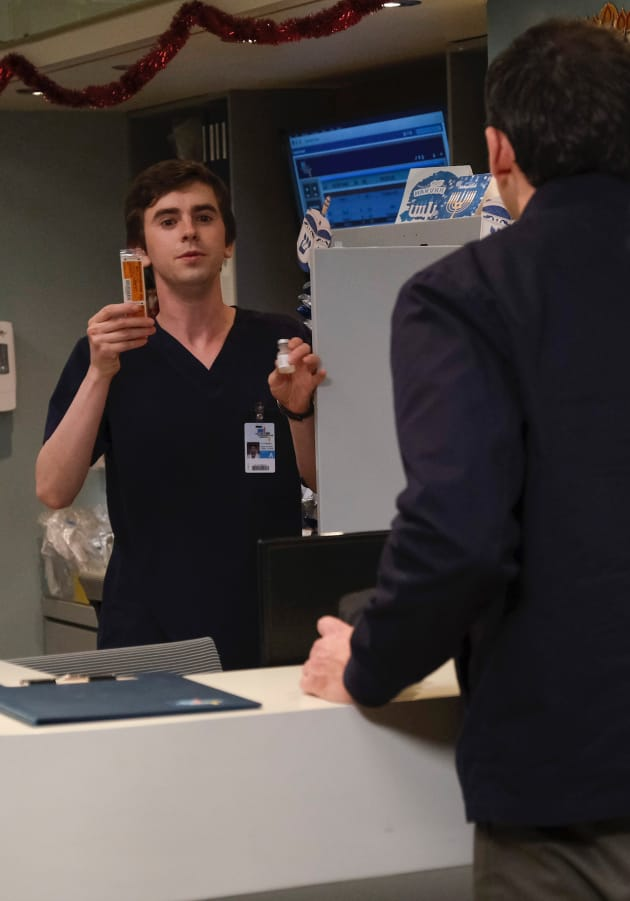 The Good Doctor Season 2 Episode 10 Review Quarantine