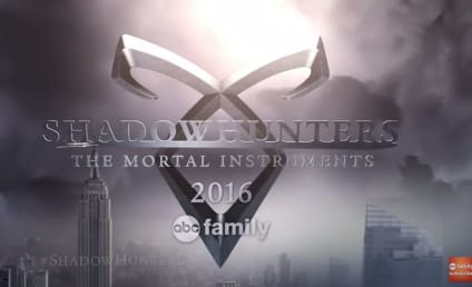 Shadowhunters Teaser: Let the Excitement Begin!