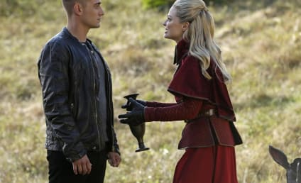 Once Upon a Time in Wonderland Review: Playing the Hand You're Dealt