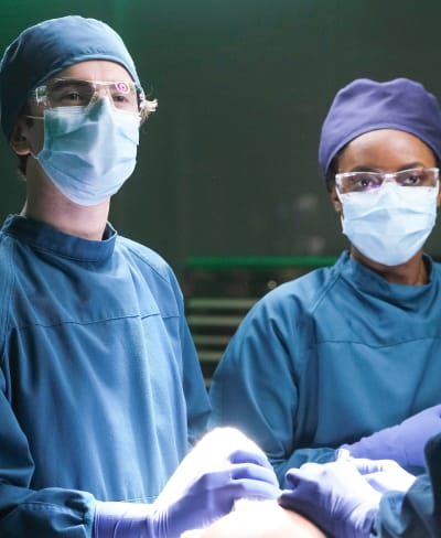 Surgical Intervention - The Good Doctor Season 4 Episode 4