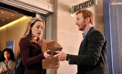 Covert Affairs Review: Not The Thinker
