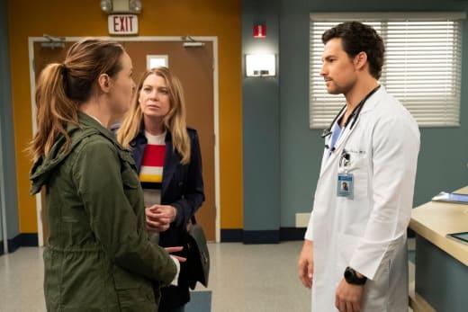 Jo Returns  - Grey's Anatomy Season 15 Episode 24