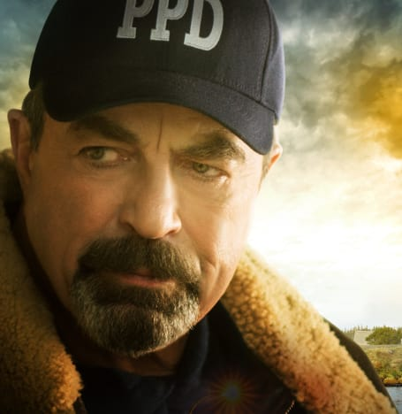 Tom Selleck is Jesse Stone