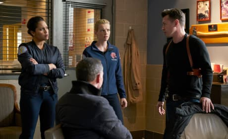 I Volunteer as Tribute - Chicago PD Season 5 Episode 16