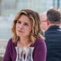 Lindsay at Lunch - Chicago PD Season 3 Episode 2