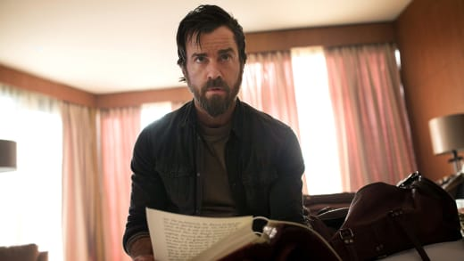 Traumatic Events - The Leftovers