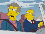 Road Trip - The Simpsons