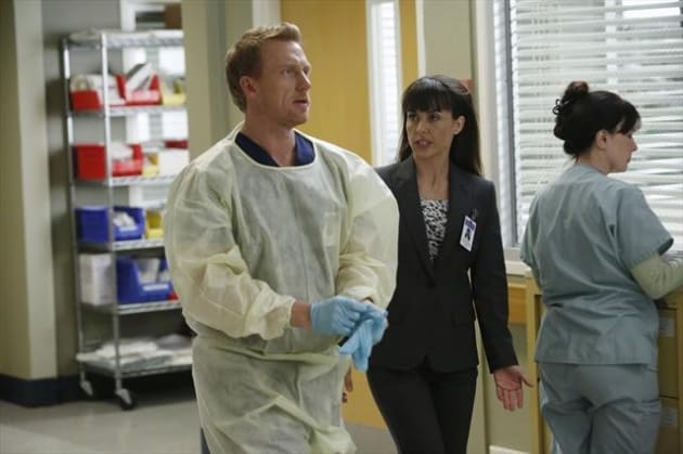 "Grey's Anatomy Photo Preview: ""Bad Blood"" - TV Fanatic"