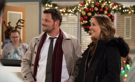 Happy Karevs - Grey's Anatomy Season 15 Episode 12