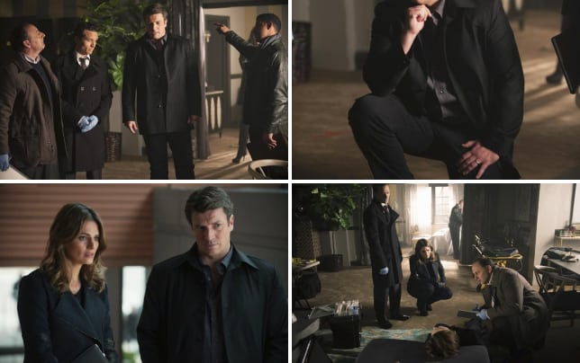 Not to be left out castle s7e11