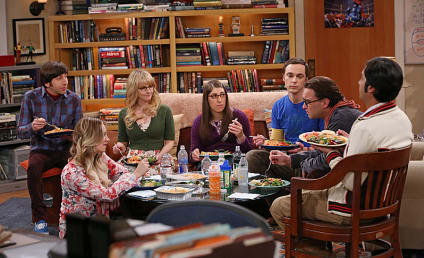 The Big Bang Theory Review: Boiled Frog Prince