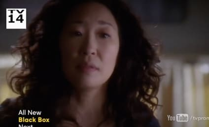 Grey's Anatomy Finale Promo, Sneak Peek: Farewell to Cristina