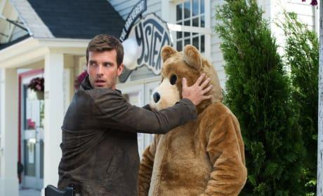 Nathan and a Bear - Haven