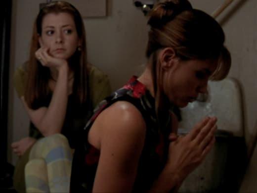 Pray - Buffy the Vampire Slayer Season 2 Episode 3