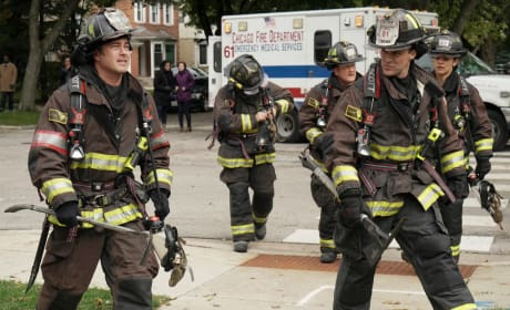 Everyone Is In Peril - Chicago Fire