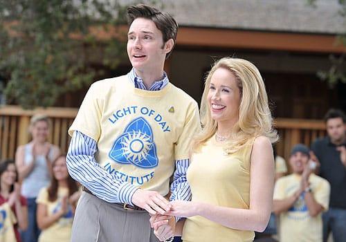 Steve and Sarah Newlin