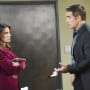 Rafe Berates Hope - Days of Our Lives